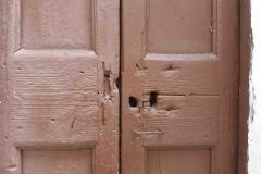Porta di abitazione sec. XVIII - Turi